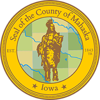 Mahaska County, Iowa, Seal